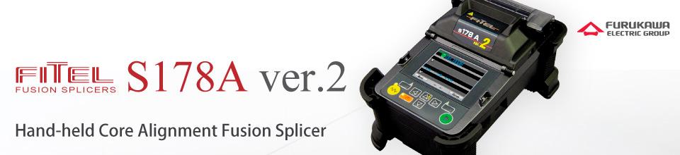 FITEL S178A Series Fusion Splicer
