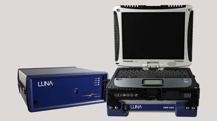 Luna Optical Backscatter Reflectometer (OBR)