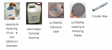 ULTRAPOL Advance Related Consumables