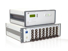 Wideband Component Test System