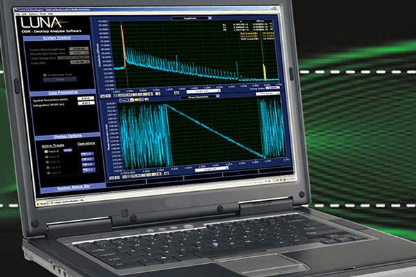 Luna: Distributed Fiber Sensing and Backscatter Reflectometers