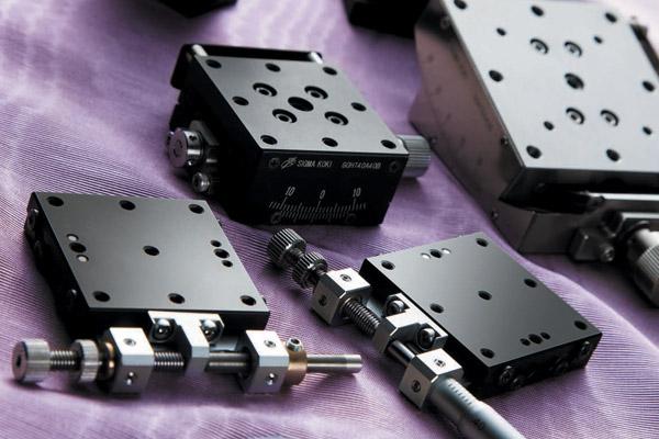 OptoSigma Optical and Opto-Mechanics Solutions
