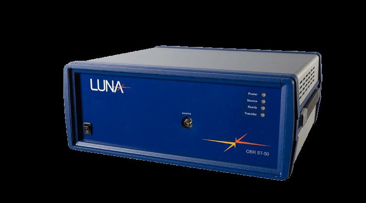 Luna Optical Backscatter Reflectometer™ (OBR) 5T-50
