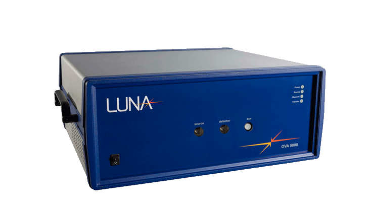 Luna Optical Vector Analyzer (OVA) 5000