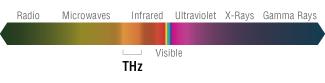 Terahertz EMS