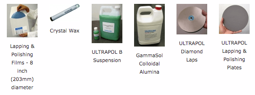 ULTRAPOL Related Consumables